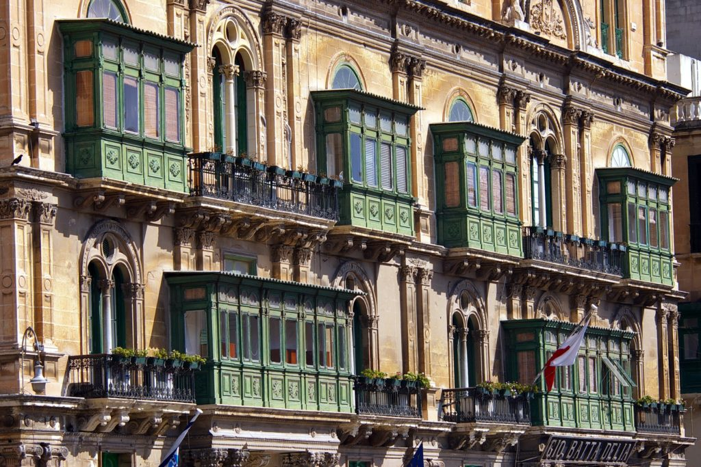 Many of Malta's apartments, especially ones with historic character and near the capital, are used by the owners rather than as a rental property.