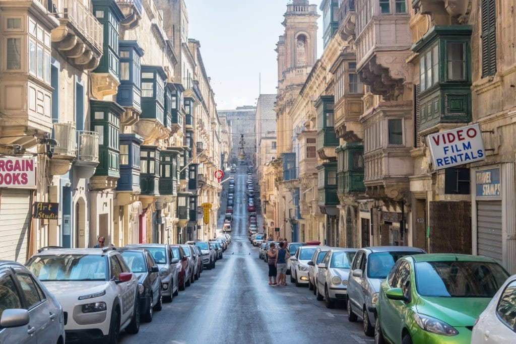 Transit will have to continue to improve before the Maltese will give up their devotion to cars and that means parking and traffic can be two bad things about living in Malta.