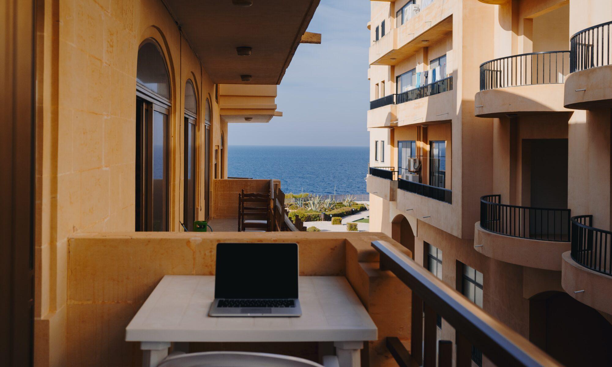 Working in Malta